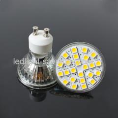 CE approved 3.5W GU10 LED bulb