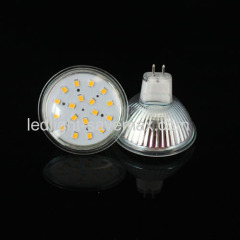 12V MR16 GU5.3 LED spotlight