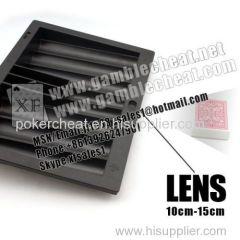 Chiptray Hidden Lens|chipbox lens|poker cheat|card cheat