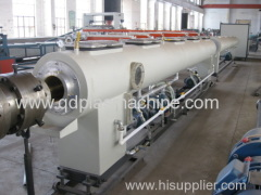 polyethylene pressure pipes production line