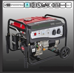 gasoline generator digital portable Inverter generator petrol gas generator for home use