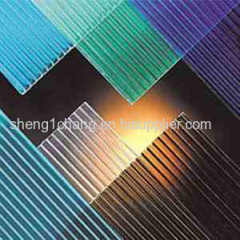 polycarbonate triple wall sheet