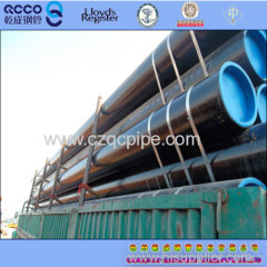 APi 5L X42 to X70 carbon seamless pipes