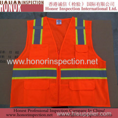 The Most authoritative Safety Vest Quality inspection