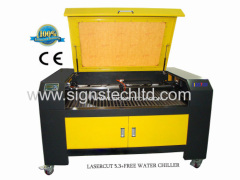 80W 100w 130w laser tube is Optional laser etching
