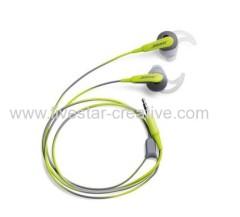 Bose SIE2 Sport Earbud Headphones Green