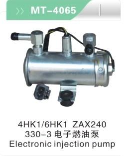 4HK1/6HK1 ZAX240/330-3 ELECTRONIC INJECTION PUMP