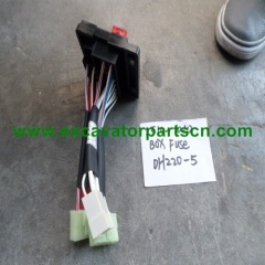 DH220-5 BOX FUSE FOR EXCAVATOR