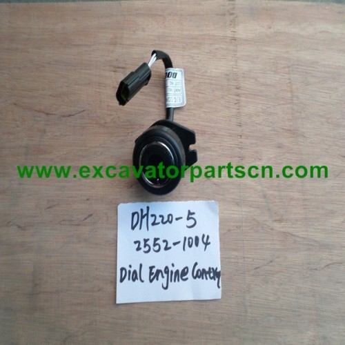 DH220-5 DIAL ENGINE CONTORL