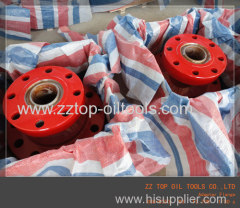 "Wellhead Adapter Flange API 6A 4 1/16"" 10k BX155 Ring gasket"