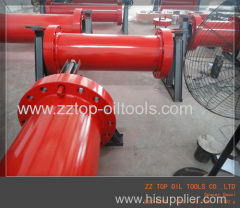 Wellhead Spacer Spool API6A flange connection