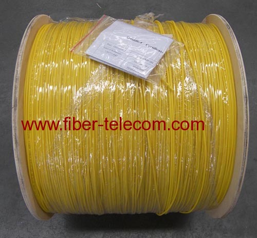 Simplex round fiber optic indoor cable GJFJV / GJFJZY