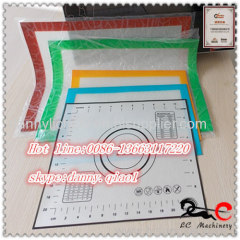 Multipurpose reuseable heat resistant PTFE Oven Mat for cooking