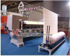 bed sheet quilting machine