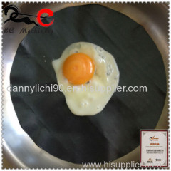 Silicone Baking Sheet Liners-easy to clean,round shape,for fat free cooking