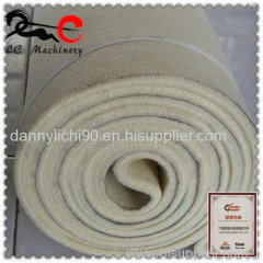 100% Wool Felt Belt For Machine