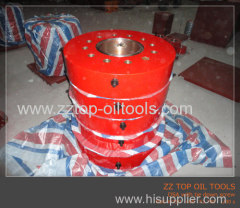 DSAF Double studded adapter flange with tiedown screw API6A