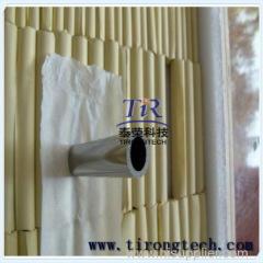 99.95%(min) RO5200 Ta1 seamless tantalum tube