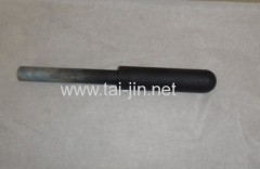 MMO Rod Anode with a mixed metaloxide coating