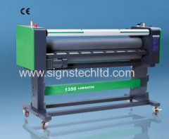 Hot and cold Flatbed Hot Laminator Machine