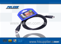 30AWG HDMI To HDMI Cable with ethernet