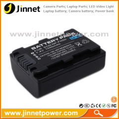 1050mAh NP-FH50 for Sony camcorder battery