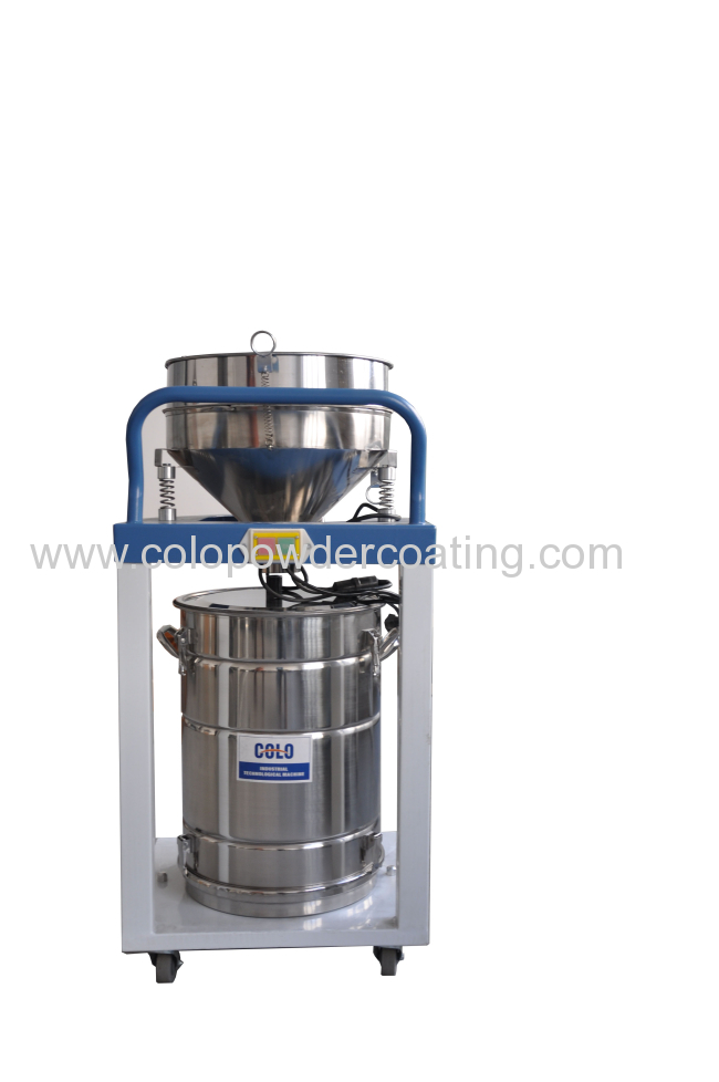 China Powder Recycle System