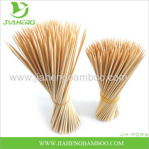 Skillful Manufacture Bamboo Skewers Bbq Skewers