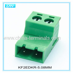 CB terminal blocks and plug-in connectors