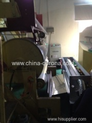 corona treatment for coating machine