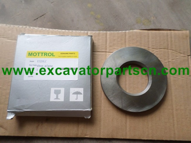 E320CSHOE PLATE FOR EXCAVATOR