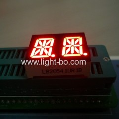 14 segment Alphanumeric LED Display;14 segment LED display;