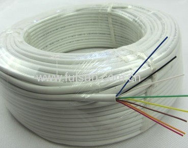 Shielded Alarm Cable with CE approved