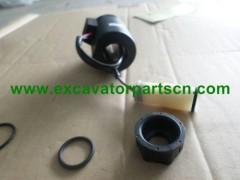 EC210B SOLENOID VALVE COIL FOR EXCAVATOR