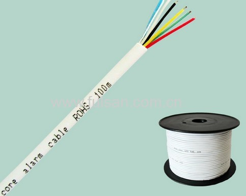 High Quality Unshielded Alarm Cable