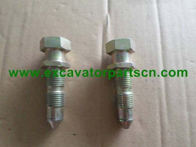 EC210B ADJUSTER FITTING/GREASE FITTING