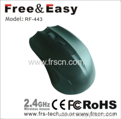 own mouse mould 2.4g usb wireless computer mouse