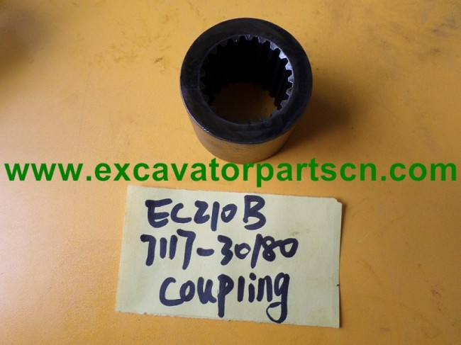 EC210B COUPLING FOR EXCAVATOR