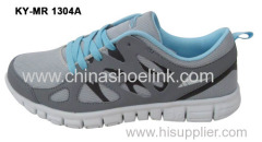 High quality China men running shoes with shock absorption outsole (KY-MR-1304)
