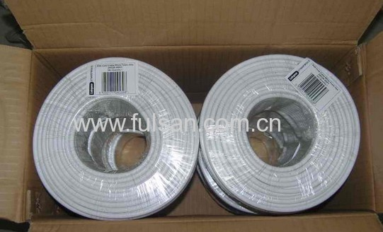 CCTV RG8 Coaxial Cable