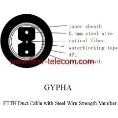 2fiber FTTH outdoor cable