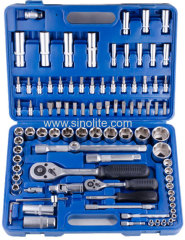 "94pcs Dr.Socket Set (1/4"", 1/2"")"