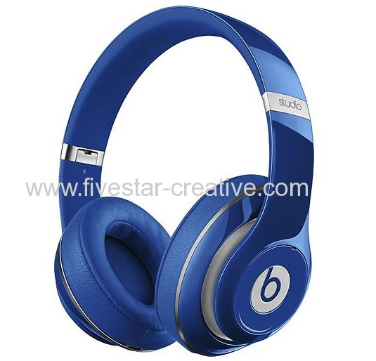 Beats by Dr.Dre Beats Studio Over-the-Ear Headphones Blue