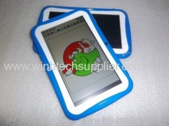 7inch dual core children tablet pc child tablet pc edu apps