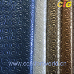Pvc Emossed Synthetic Leather
