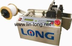 rubber tube cutter machine
