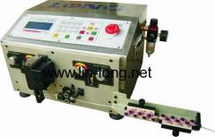 thin wire cutting and stripping machine