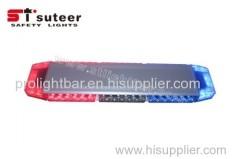 led mini lightbar strobe warning emergency signal light