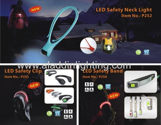 Novelty promotional gift LED Jogging light / LED walking light