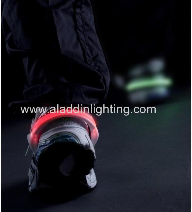 safety LED bicycle warning light LED running jogging light P251